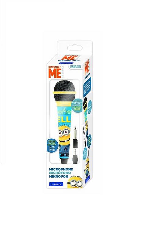 Lexibook microphone Minions