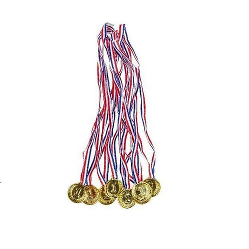 medaille nummer 1