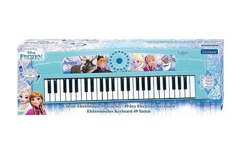 Lexibook keyboard 49 keys FZ