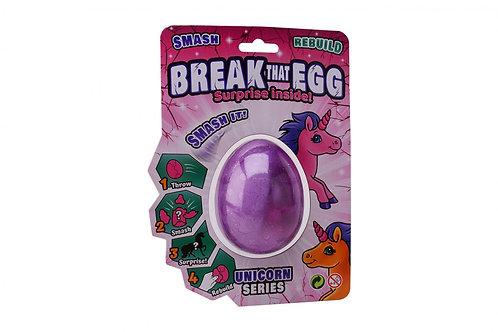 Break the egg eenhoorn