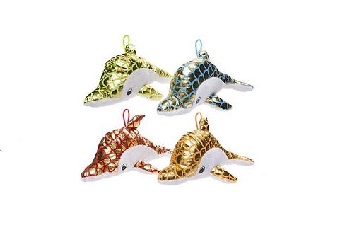 pluche dolfijn shiny 24cm