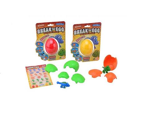 break the egg dinosaurus