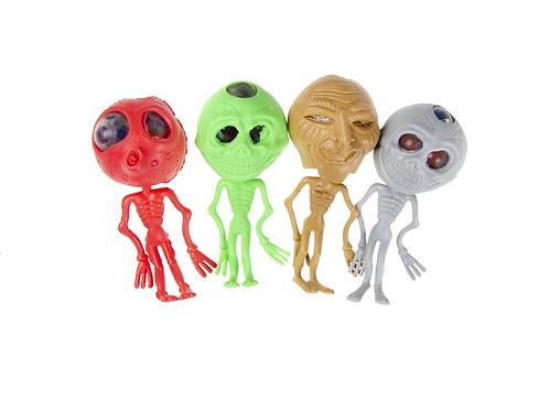squeeze alien 12cm