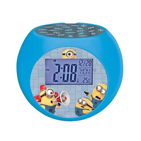 Lexibook clock/ra projectie minions