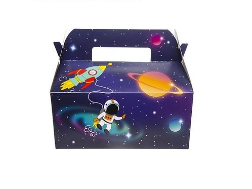 menubox space/ruimte 22.5x12x9.5cm