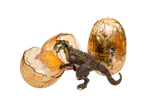 dinosaurus ei met knutseldino