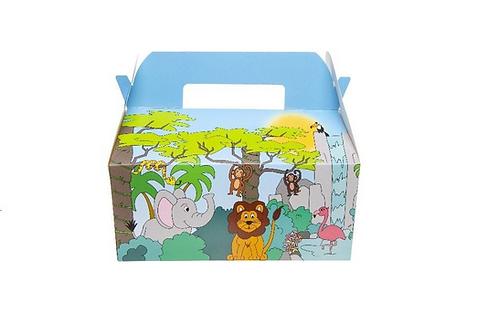 menubox jungle foodsafe! 22.5x0.x9.5cm