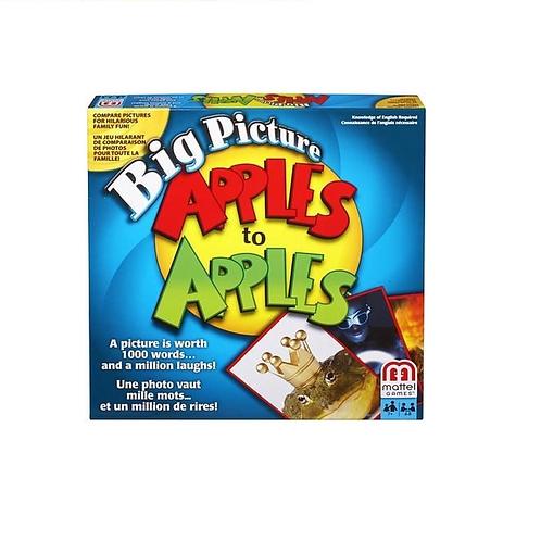 gezelschapsspel apples to apples Mattel