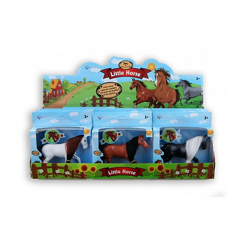 paard in doos