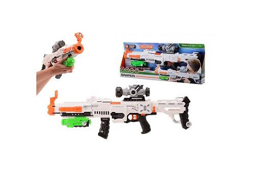 Tack Pro® Sniper 7 met 22 darts, 75cm