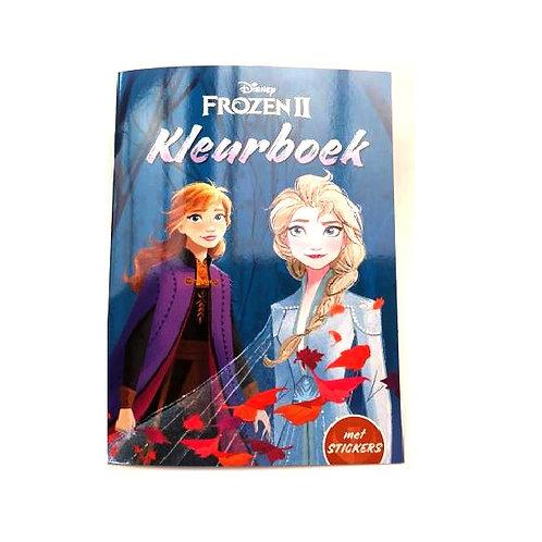 """Frozen """"2"""" kleurboek met stickers"""