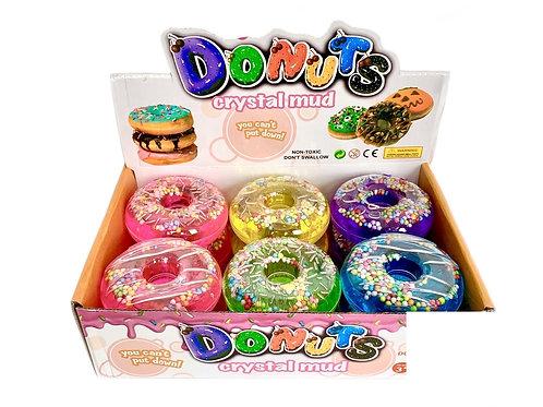 Slime donuts