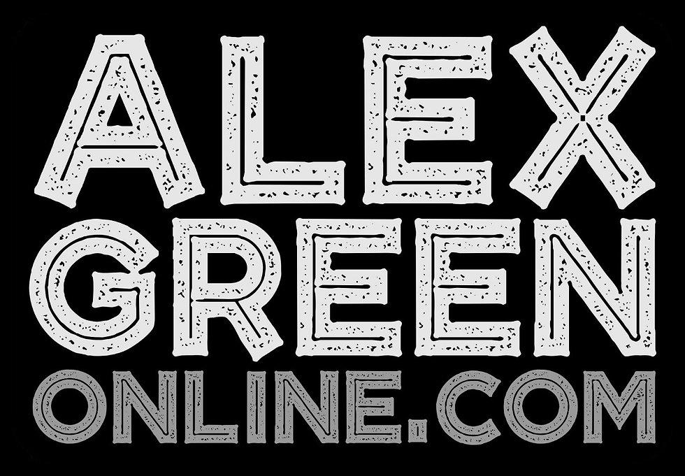 Alex Green Online Logo