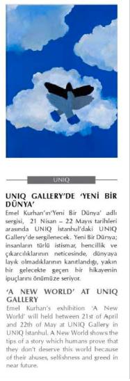 İSTANBUL&İSTANBUL 01.05.2016