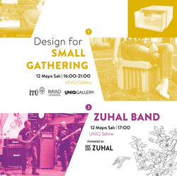 DESIGN FOR SMALL GATHERING
