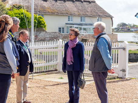 A Royal Visit to Celebrate the Beauty of Chichester Harbour