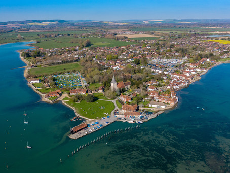 Chichester Harbour Trust calls for hold on housebuilding