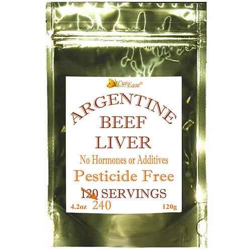 Argintine Beef Liver Powder