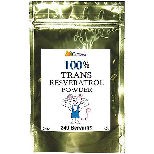 100% Tran Resveratrol Powder