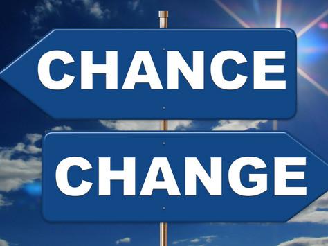 Leben ist Veränderung