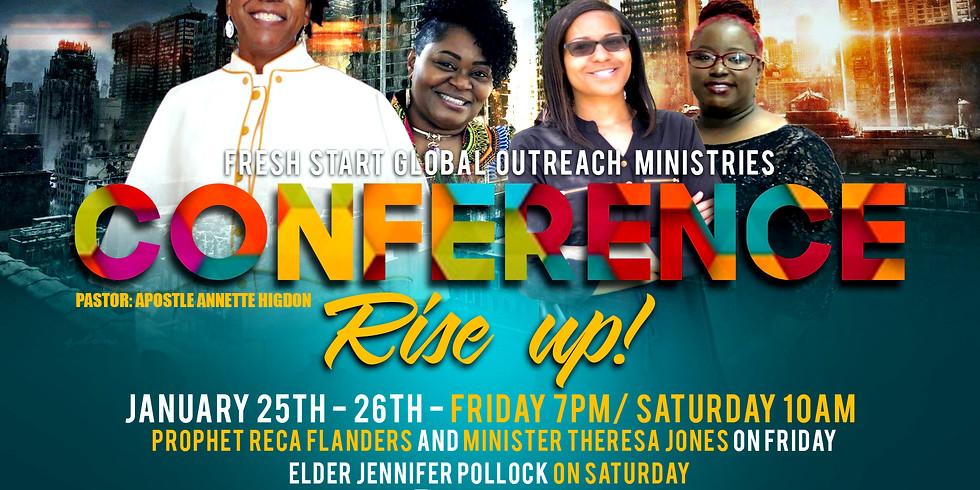 Women of Purpose Ministries