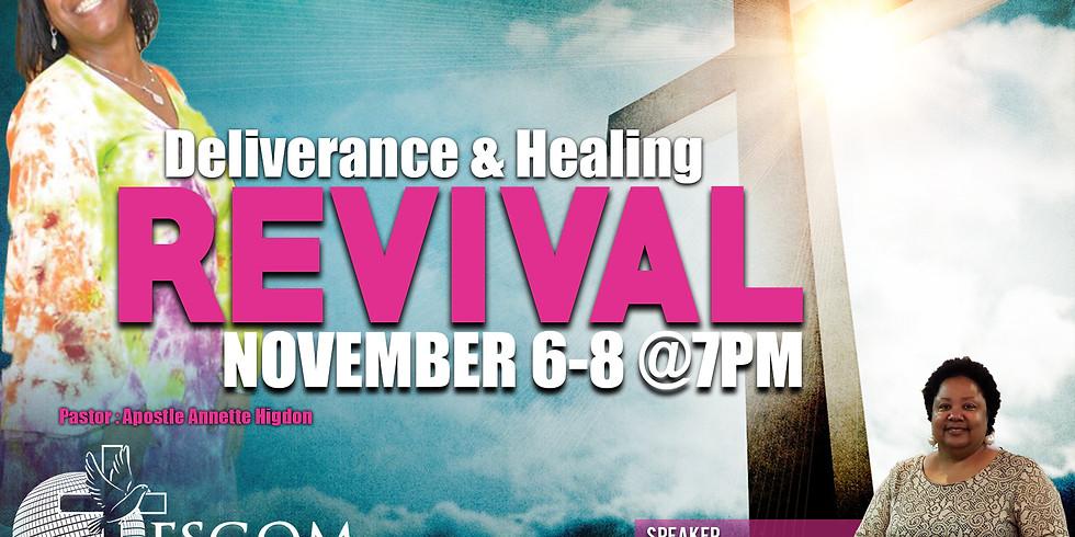 Deliverance & Healing Revival