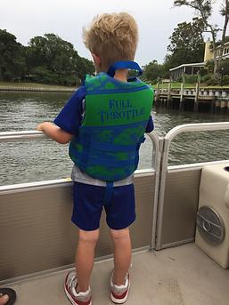 Child Safe Boating
