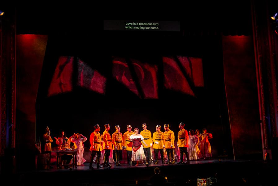 Ut Opera's Carmen