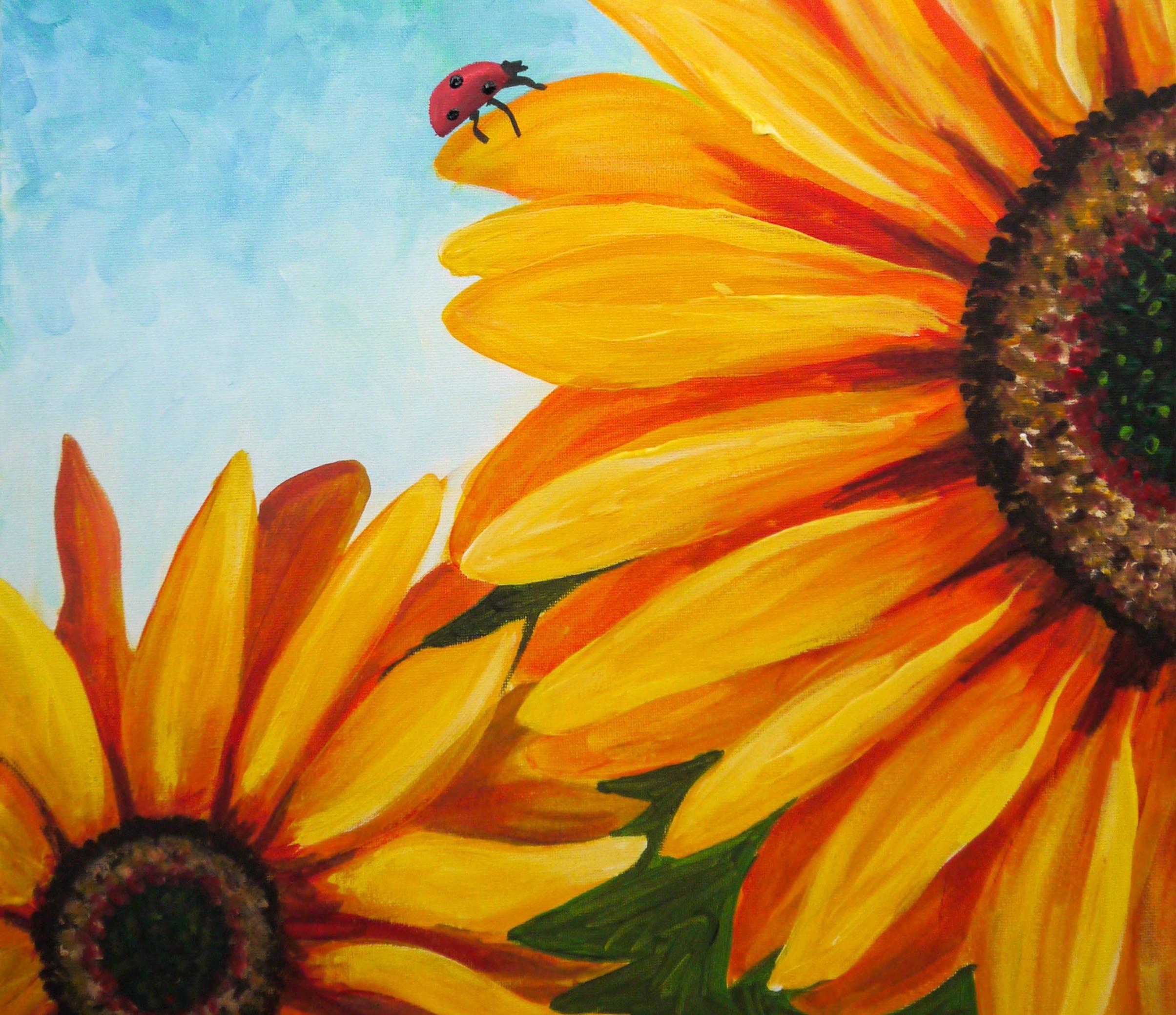 Paint Night Community Fundraiser