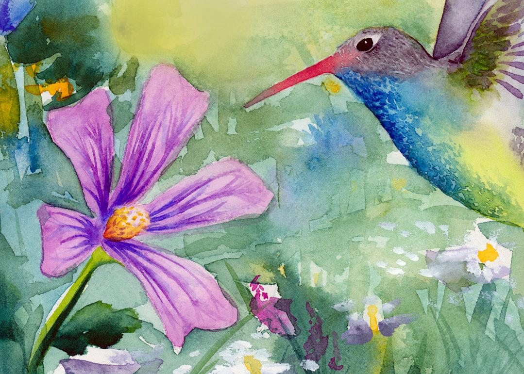 6 Week Watercolor Workshop
