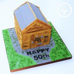 Shed Cake