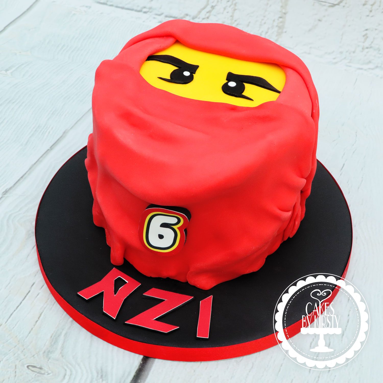 20200207 - Ninjago Lego Cake