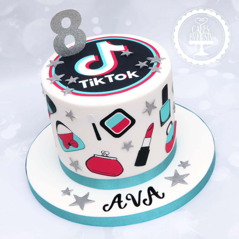 20200822 - Tik Tok Cake