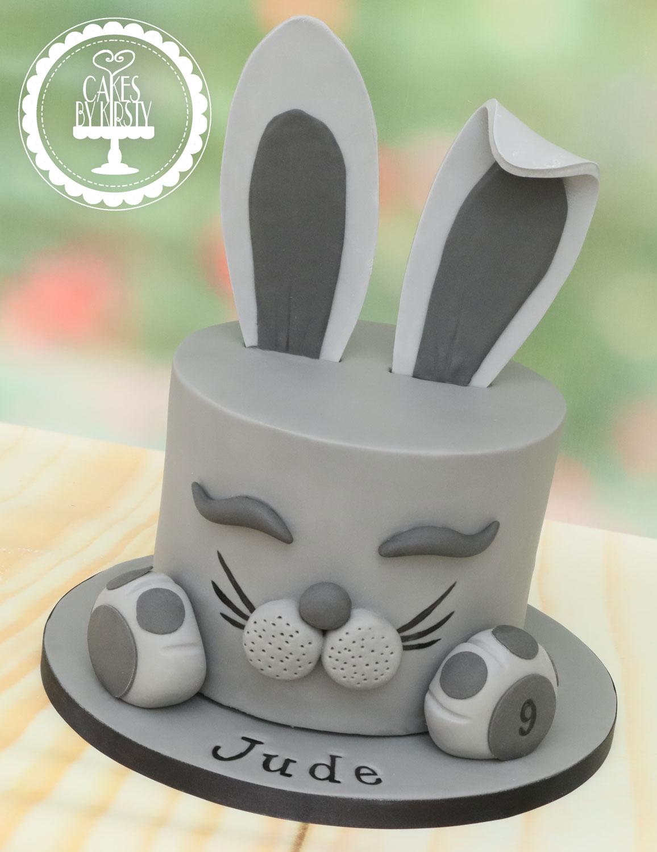 20200918 - Bunny Rabbit Cake