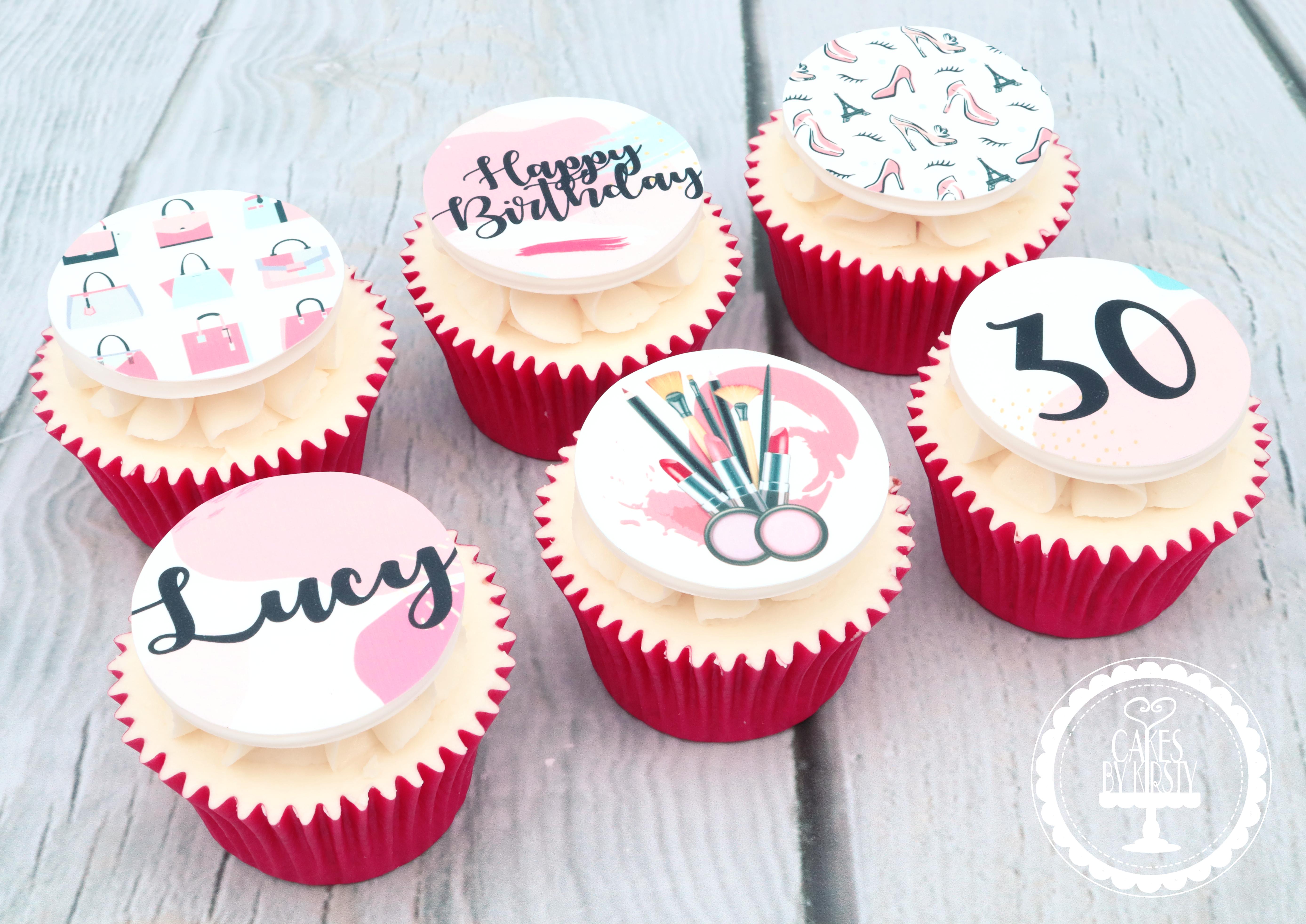 20190820 - Make Up Cupcakes