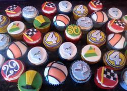 Will Ferrell Cupcakes