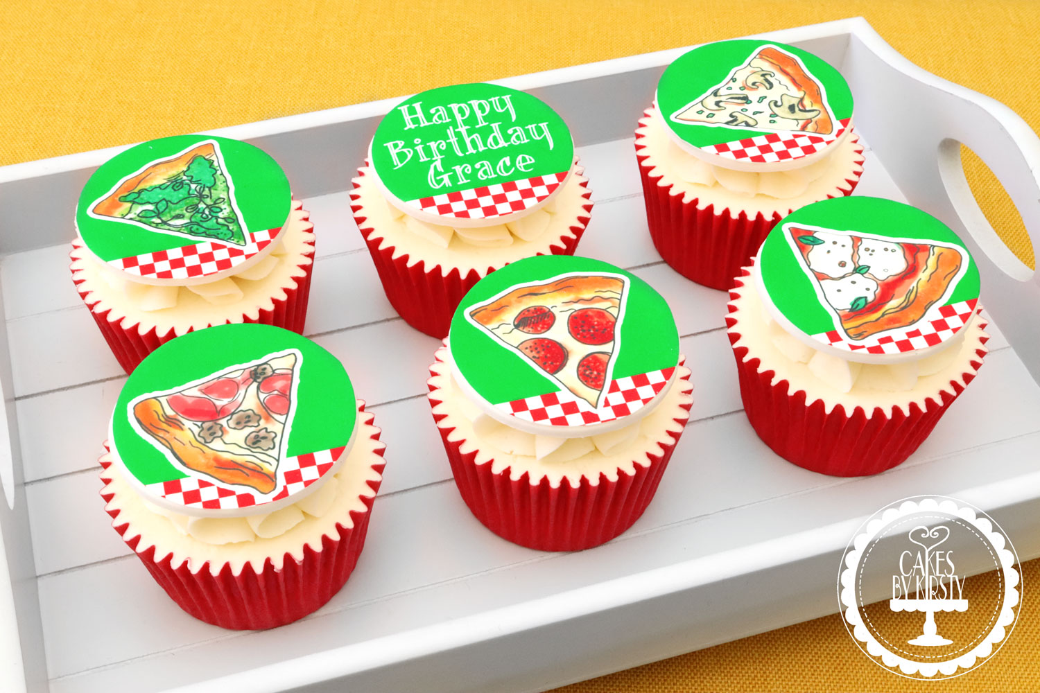 20200323 - Pizza Cupcakes