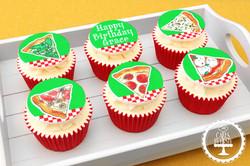 20200323 - Pizza Cupcakes