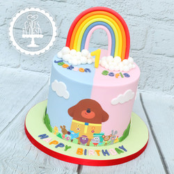 20210117 - Hey Duggee Cake