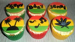 Jamaican Cupcakes