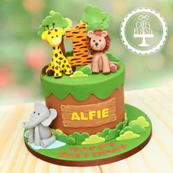 20201211 - Jungle Cake
