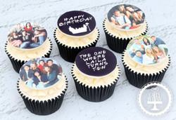 20210130 - Friends TV Show Cupcakes