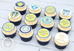 20201026 - Leeds United Cupcakes