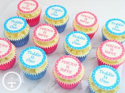 Dotty Cupcakes
