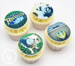 Interests Themed Cupcakes