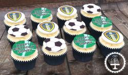 20191004 - Leeds United Cupcakes