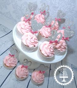 Sparkle Age Cupcakes