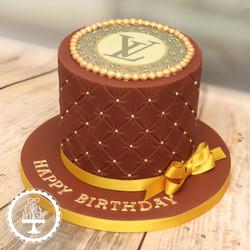 20201017 - Louis Vuitton Cake