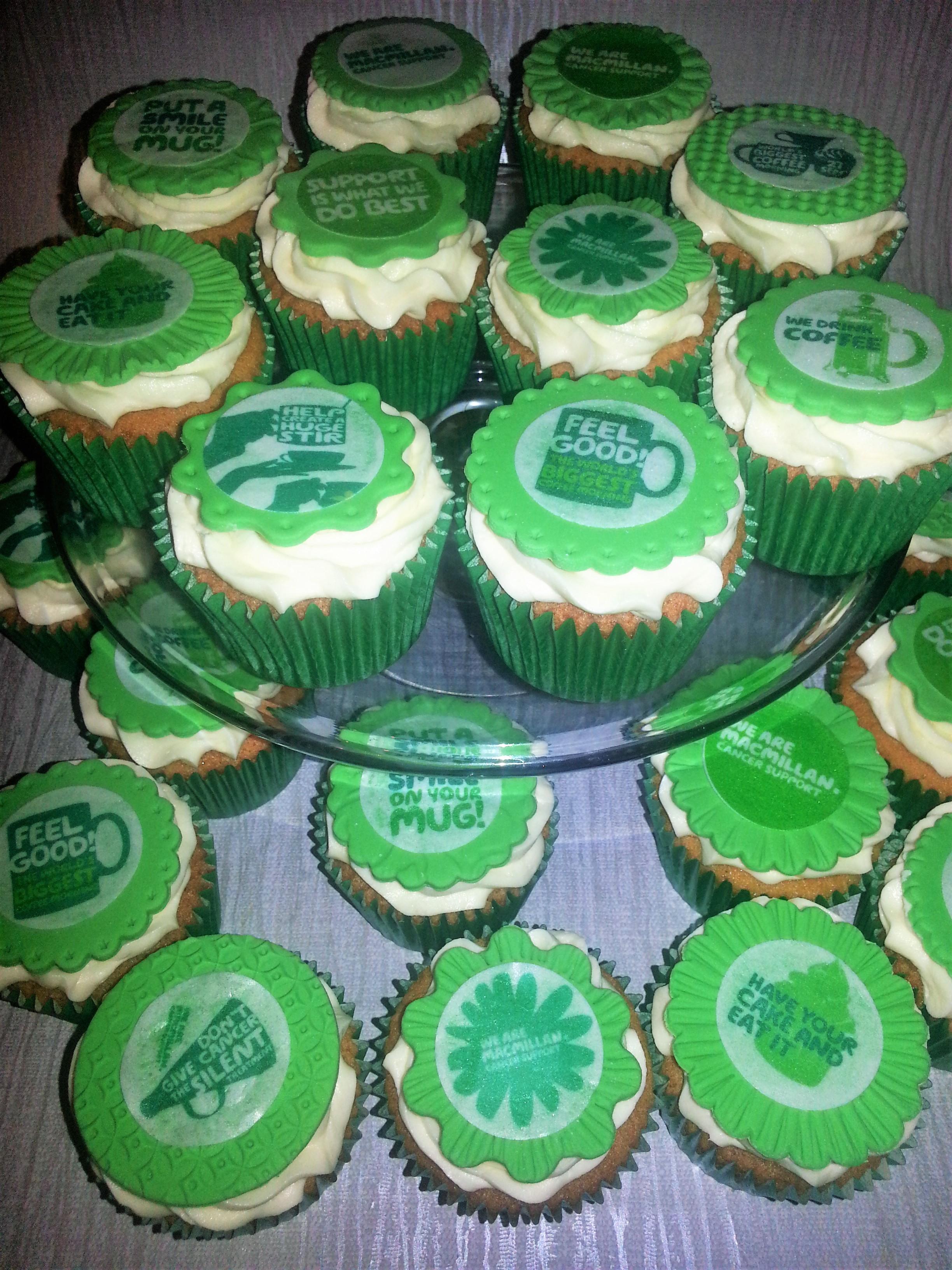 Macmillan Cupcakes