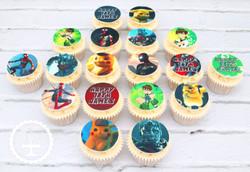 20191109 - Favourite Film Cupcakes